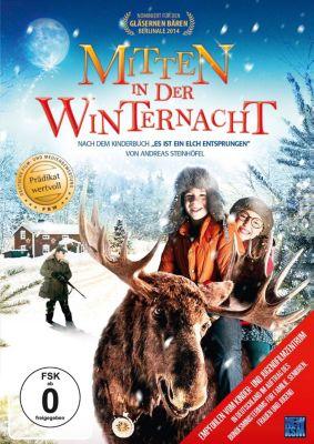 Mitten in der Winternacht, Andreas Steinhöfel