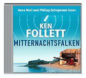 Mitternachtsfalken, 5 Audio-CDs, Ken Follett