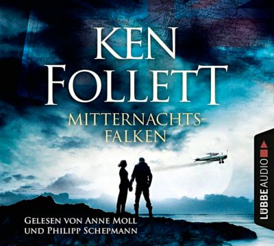 Mitternachtsfalken, 5 Audio-CDs - Ken Follett |
