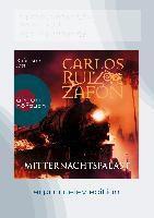 Mitternachtspalast, 1 MP3-CD, Carlos Ruiz Zafón