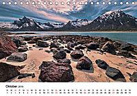 Mitternachtssonne - Magie aus Licht und Farben (Tischkalender 2019 DIN A5 quer) - Produktdetailbild 10