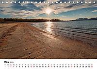 Mitternachtssonne - Magie aus Licht und Farben (Tischkalender 2019 DIN A5 quer) - Produktdetailbild 3