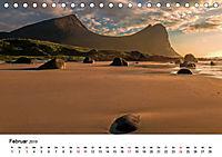 Mitternachtssonne - Magie aus Licht und Farben (Tischkalender 2019 DIN A5 quer) - Produktdetailbild 2