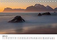 Mitternachtssonne - Magie aus Licht und Farben (Tischkalender 2019 DIN A5 quer) - Produktdetailbild 6