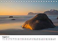 Mitternachtssonne - Magie aus Licht und Farben (Tischkalender 2019 DIN A5 quer) - Produktdetailbild 8
