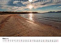 Mitternachtssonne - Magie aus Licht und Farben (Wandkalender 2019 DIN A4 quer) - Produktdetailbild 3