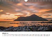 Mitternachtssonne - Magie aus Licht und Farben (Wandkalender 2019 DIN A4 quer) - Produktdetailbild 1