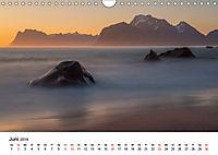 Mitternachtssonne - Magie aus Licht und Farben (Wandkalender 2019 DIN A4 quer) - Produktdetailbild 6