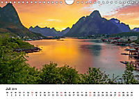Mitternachtssonne - Magie aus Licht und Farben (Wandkalender 2019 DIN A4 quer) - Produktdetailbild 7