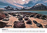 Mitternachtssonne - Magie aus Licht und Farben (Wandkalender 2019 DIN A4 quer) - Produktdetailbild 10