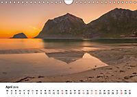 Mitternachtssonne - Magie aus Licht und Farben (Wandkalender 2019 DIN A4 quer) - Produktdetailbild 4