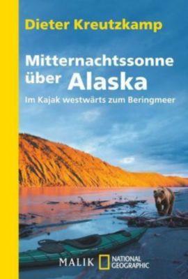 Mitternachtssonne über Alaska - Dieter Kreutzkamp |