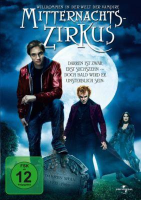Mitternachtszirkus - Willkommen in der Welt der Vampire, Darren Shan