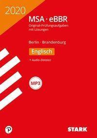 Mittlerer Schulabschluss MSA/eBBR 2020 - Englisch - Berlin/Brandenburg