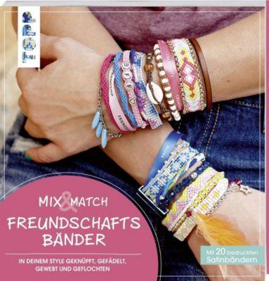 Mix & Match Freundschaftsbänder - Elke Eder |