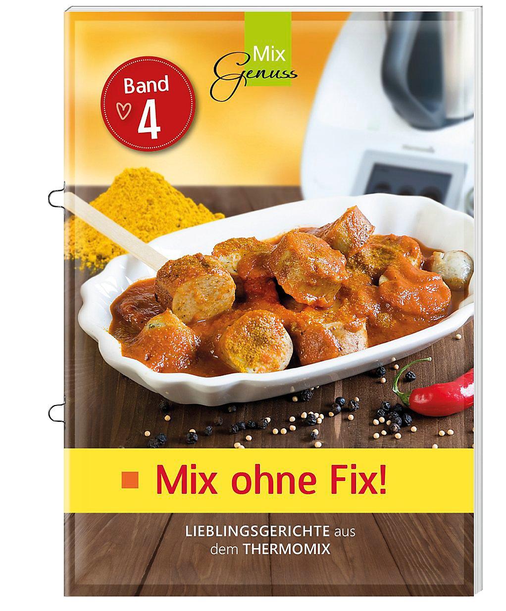Mix Ohne Fix Veggie Lieblingsgerichte Aus Wiring Library Fuse Box In Fiat Ulysse Dem Thermomix