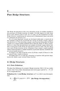 Mixed Hodge Structures - Produktdetailbild 1