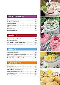 MIXtipp: Party-Rezepte - Produktdetailbild 2