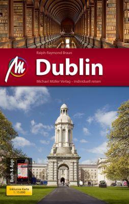 MM-City Dublin, m. Karte, Ralph-Raymond Braun