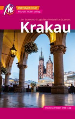 MM-City: Krakau Reiseführer Michael Müller Verlag, Jan Szurmant, Magdalena Niedzielska-Szurmant