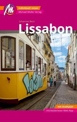 MM-City Lissabon Reiseführer, m. 1 Karte - Johannes Beck pdf epub