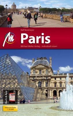 MM-City Paris, m. Karte, Ralf Nestmeyer