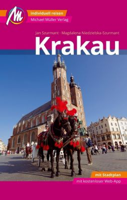 MM-City Reiseführer Krakau, m. 1 Karte -  pdf epub