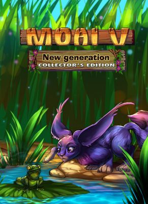 Moai 5: New Generation - Collector's Edition