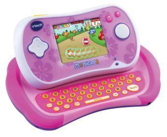 MobiGo 2 pink inkl. Lernspiel Hamster Highway und ABC-Schützen