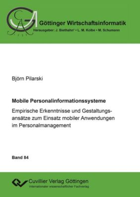 Mobile Personalinformationssysteme, Björn Pilarski