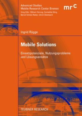 Mobile Solutions, Ingrid Rügge