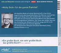 Moby Dick, 2 Audio-CDs - Produktdetailbild 1
