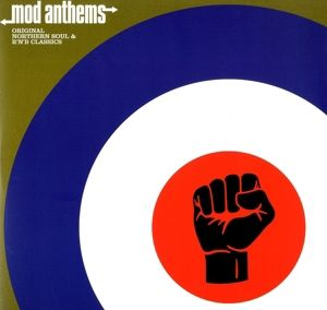 Mod Anthems, Diverse Interpreten