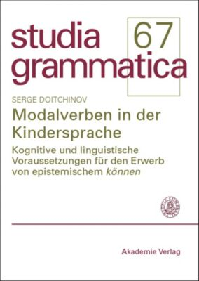 Modalverben in der Kindersprache, Serge Doitchinov