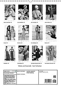 Mode und Kosmetik - Karl Schenker (Wandkalender 2019 DIN A3 hoch) - Produktdetailbild 13