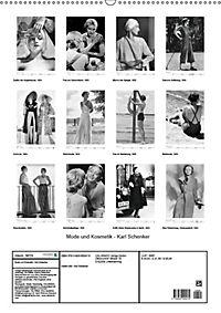 Mode und Kosmetik - Karl Schenker (Wandkalender 2019 DIN A2 hoch) - Produktdetailbild 13