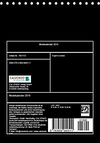 Modekalender 2019 (Tischkalender 2019 DIN A5 hoch) - Produktdetailbild 13