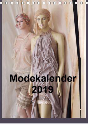Modekalender 2019 (Tischkalender 2019 DIN A5 hoch), Eugenia Jurjewa