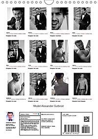 Model Alexander Gutbrod (Wandkalender 2019 DIN A4 hoch) - Produktdetailbild 13