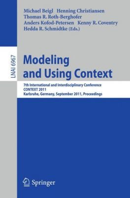 Modeling and Using Context