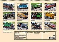 Modell-Lokomotiven beim Dampfmodellbautreffen in Bisingen (Wandkalender 2019 DIN A2 quer) - Produktdetailbild 13
