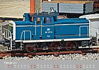 Modell-Lokomotiven beim Dampfmodellbautreffen in Bisingen (Wandkalender 2019 DIN A2 quer) - Produktdetailbild 2