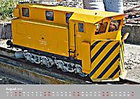 Modell-Lokomotiven beim Dampfmodellbautreffen in Bisingen (Wandkalender 2019 DIN A2 quer) - Produktdetailbild 8