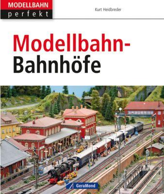 Modellbahn-Bahnhöfe, Kurt Heidbreder