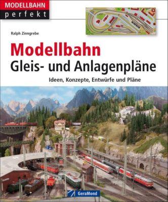 Modellbahn Gleis- und Anlagenpläne, Ralph Zinngrebe