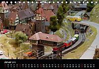 Modellbahn im Fokus (Tischkalender 2019 DIN A5 quer) - Produktdetailbild 1