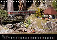 Modellbahn im Fokus (Tischkalender 2019 DIN A5 quer) - Produktdetailbild 3