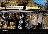 Modellbahn im Fokus (Tischkalender 2019 DIN A5 quer) - Produktdetailbild 2