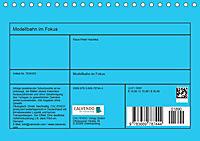 Modellbahn im Fokus (Tischkalender 2019 DIN A5 quer) - Produktdetailbild 13
