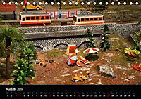 Modellbahn im Fokus (Tischkalender 2019 DIN A5 quer) - Produktdetailbild 8